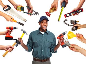 Plumbing,Electrical,Carpentry,TV/DSTV Installation, Tiling